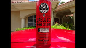 nissan gtr youtube review chemical guys diablo gel wheel cleaner review and test results on