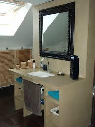 cuisine en siporex salle de bain en siporex beau 5 plan travail beton cellulaire 600