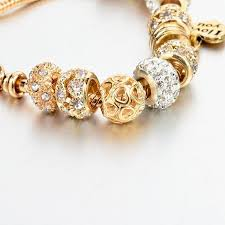 european bracelet designs images Danish princess gold charm bracelet amosh european jewellery gold jpg