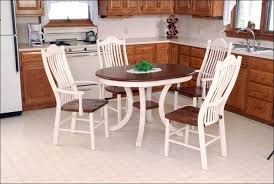 Distressed Black Dining Room Table Kitchen Furniture Paint Black Distressed Furniture White And