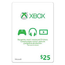 xbox live gift cards microsoft xbox live 25 gift card buy content
