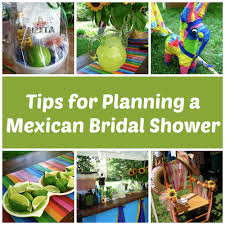 mexican baby shower tips for planning a mexican bridal shower carrots n cake
