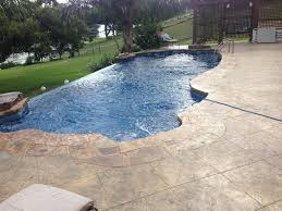 Blue Haven Pools Tulsa by Tulsa Negative Edge Model Pool U0026 Spa News
