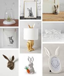 bunny decorations bunny home decor bunny baubles
