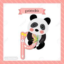 imagenes en ingles con la letra p letra p minúsculos lindos niños coloridos zoo y animales abc