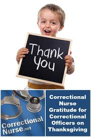 correctional gratitude for correctional officers on