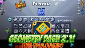 download geometry dash mod 2 1 unlocked apk free
