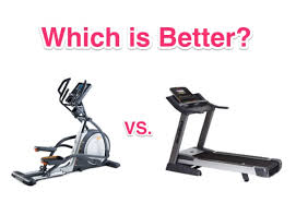 elliptical vs treadmill which is better for home use