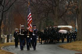 Us Military Flags The Importance Of Flags And Horses In American Military Funerals