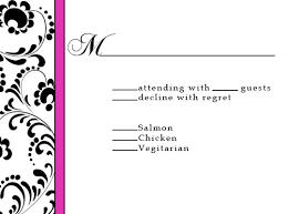 wedding invitations with response cards wedding invitations with rsvp cards theruntime