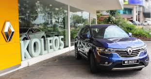 renault suv 2016 renault koleos suv now available in showrooms