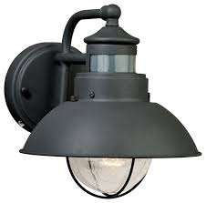 Outdoor Sconce Lighting by Harwich Smart Lighting 7 3 4