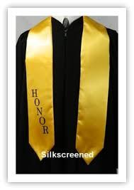 honor stoles honor stoles honor society stoles