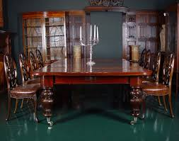 antique dining room tables and chairs with inspiration design 5255