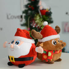 plush santa decoration promotion shop for promotional plush santa