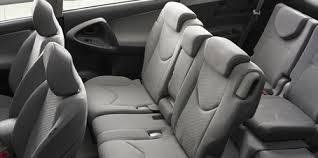 Toyota Rav4 2001 Interior Rav 4 With 3rd Row Seat Toyota Rav4 Forums