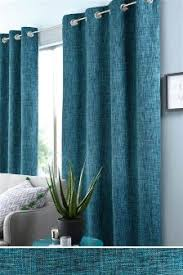 Teal Curtains Teal Curtains Are Marvelous To Look At Home And Textiles