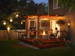 Deck With Pergola by Pretty Small Deck Ideas For Beautiful And Chic Backyard Outdoor