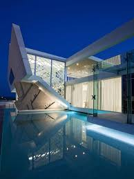 Home Design Themes Architecture Futuristic And Abstract House Design Come With