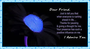 thank you for your friendship letter and quotes instagram