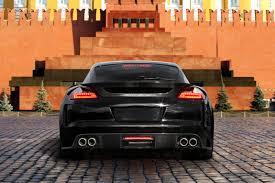 Porsche Panamera Modified - topcar porsche panamera turbo s