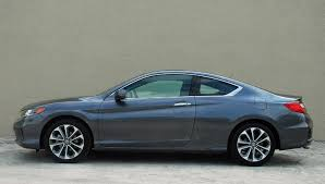 what of gas does a honda accord v6 use 2013 honda accord v6 coupe side done small
