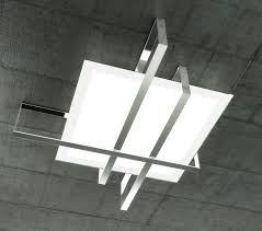 plafoniere a soffitto moderne cross plafoniera in metallo top light illuminazione 1106 100 cr