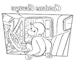 curious george printable coloring pages curious george 照片从ricca