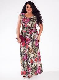 Summer Garden Wedding Guest Dresses - hippie dresses plus size clothing for large ladies