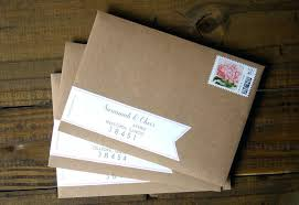 mailing wedding invitations when to send out wedding invites when is customary to send out