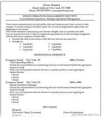 Openoffice Resume Templates Resume And Cv Template Billybullock Us