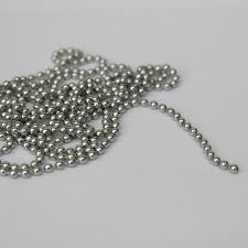 steel necklace wholesale images Stainless steel ball chain roll spool military necklace jpg