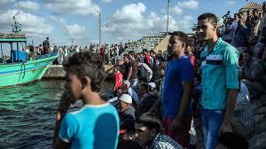 Seeking Npr Seeking A Better A Migrant Survives A Shipwreck And Wonders