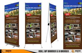 contoh desain brosur hotel contoh desain banner jual vocer hotel contoh desain banner pinterest