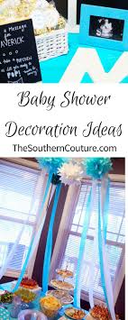 bow tie baby shower ideas baby shower decoration ideas southern couture