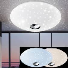 Schlafzimmer Lampe Led Dimmbar Led Decken Leuchte Schlafzimmer Sternen Himmel Strahler 3 Stufen