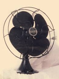 old fashioned electric fan products page