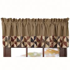 Primitive Swag Curtains Curtain Country Living Curtains Kmart Primitive Prairie Curtains