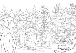 lion witch wardrobe coloring activity book