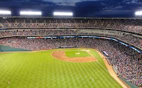 Baseball Usa Houston Field Map by Globe Life Park Section 8 Seat Views Seatgeek