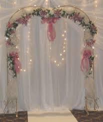 Wedding Arches For Rent Toronto Bridal Arch Brass Heart Shape Wedding Rentals Pinterest