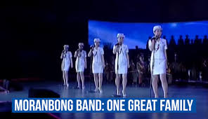 moranbong band one great family