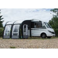 kampa motor rally air pro 260 l motorhome awning 2018 camping