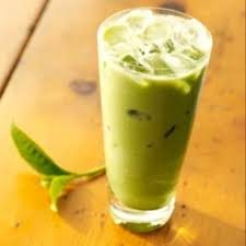 Teh Hijau peluang usaha latte teh hijau dan analisa usahanya toko mesin maksindo