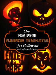 free pumpkin templates over 700 characters and designs for halloween