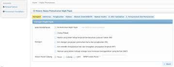 membuat npwp lewat online cara mudah membuat npwp secara online