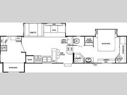 Cedar Creek Cottage Rv by New Or Used Work And Play Cedar Creek Cottage 362bts Fifth Wheel