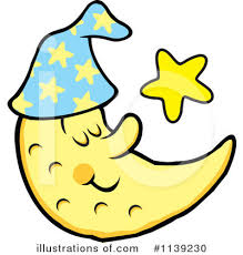 moon clipart moon clipart 1139230 illustration by johnny sajem