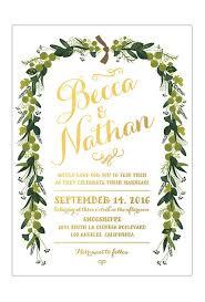 Gold Foil Wedding Invitations Gold Foil Wedding Invitations Brides