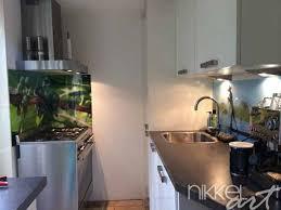 credence de cuisine en verre credence de cuisine en verre imprime
